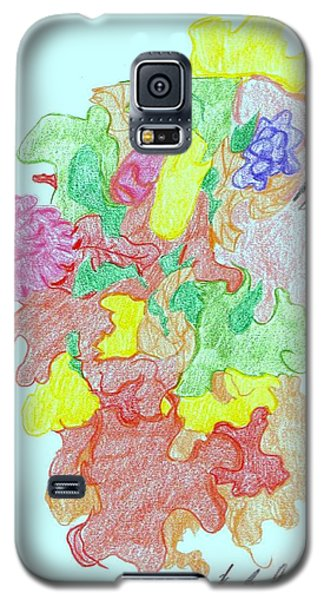 Blossom Galaxy S5 Case by Wendy Coulson