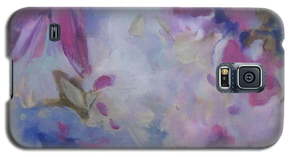 Blossoming V Galaxy S5 Case