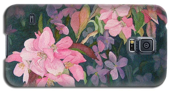 Blossoms For Sally Galaxy S5 Case