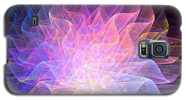 Blossoms Galaxy S5 Case by Kim Sy Ok