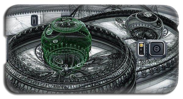 Dark Alien Landscape Galaxy S5 Case