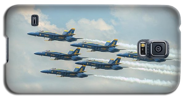 Blue Angels Delta Pass Galaxy S5 Case