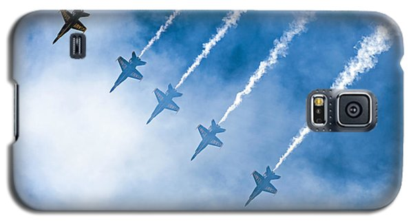 Blue Angels Galaxy S5 Case