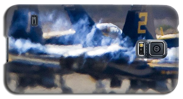 Blue Angels Ready For Takeoff Galaxy S5 Case