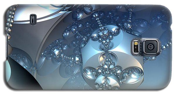 Blue Appendages Galaxy S5 Case by Melissa Messick