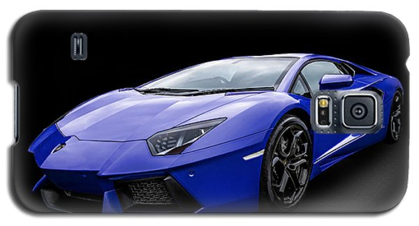 Blue Aventador Galaxy S5 Case