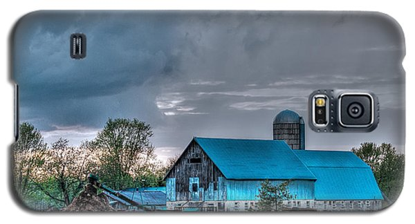 Blue Barn Galaxy S5 Case