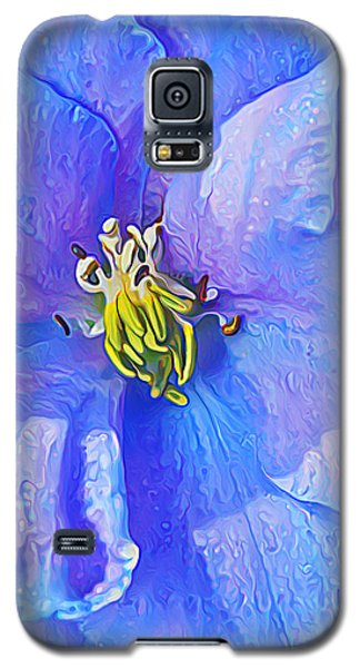 Blue Beauty Galaxy S5 Case by ABeautifulSky Photography