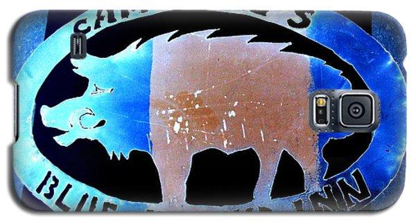 Blue Boar Inn II Galaxy S5 Case by Larry Campbell