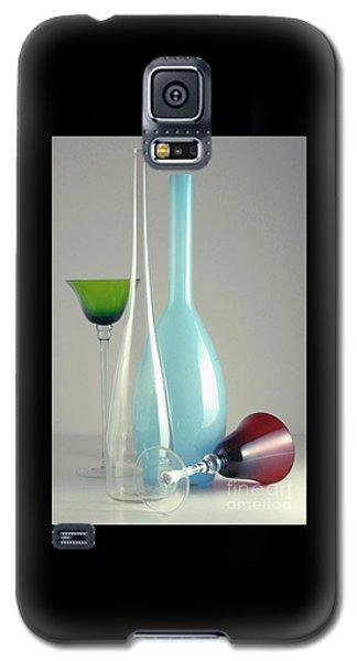 Blue Bottle #2 Galaxy S5 Case