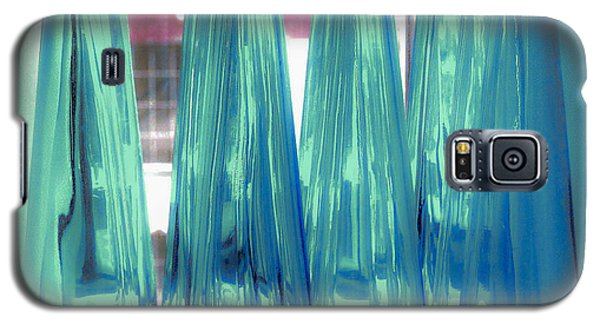 Blue Bottles Galaxy S5 Case