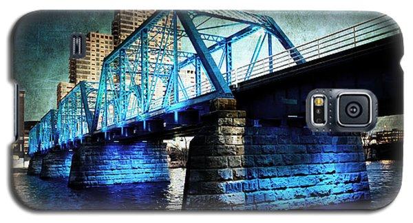 Blue Bridge Galaxy S5 Case