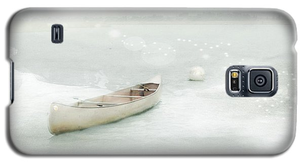 Blue Canoe Galaxy S5 Case