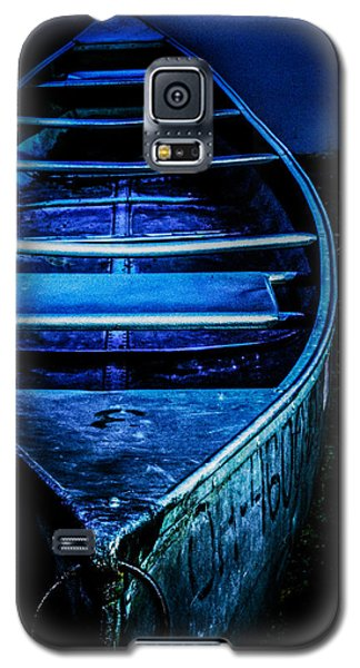 Blue Canoe Galaxy S5 Case