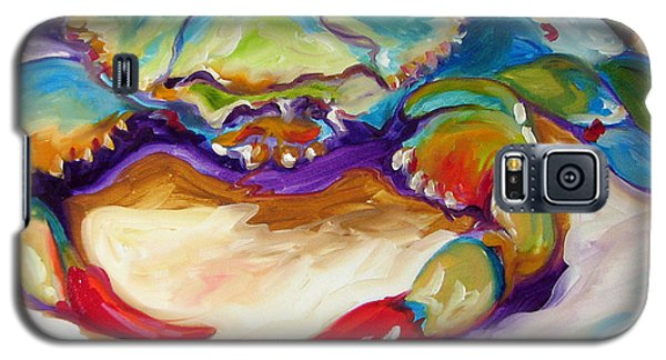 Blue Crab Galaxy S5 Case