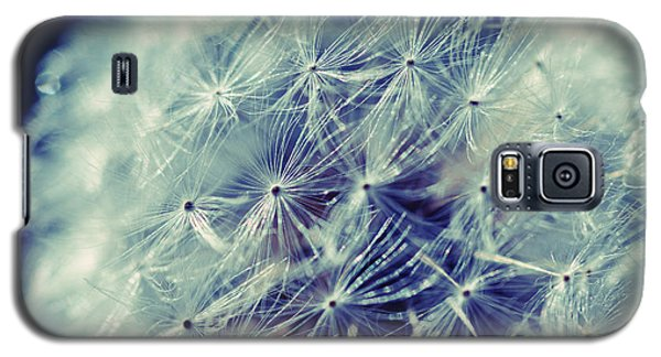Galaxy S5 Case featuring the photograph Blue Dandy by Mindy Bench