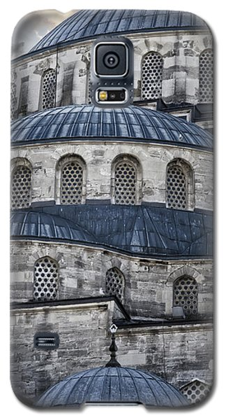 Blue Dawn Blue Mosque Galaxy S5 Case