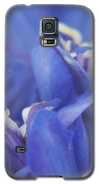 Blue Delight Galaxy S5 Case
