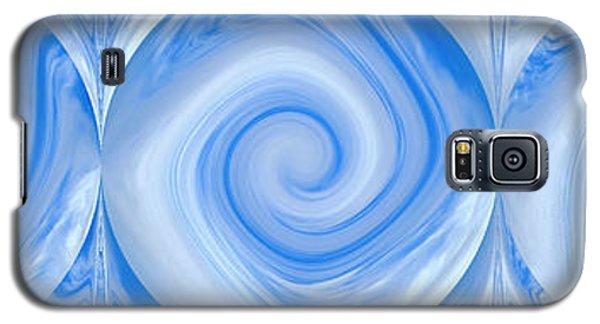 Blue Design Galaxy S5 Case