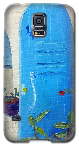 Blue Door Galaxy S5 Case
