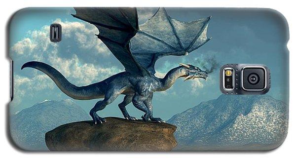 Blue Dragon Galaxy S5 Case