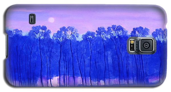 Blue Enchantment Galaxy S5 Case
