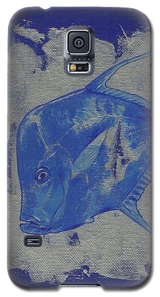 Blue Fish Galaxy S5 Case