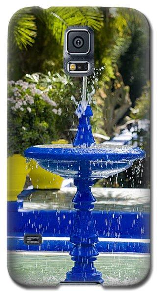 Blue Fountain Galaxy S5 Case