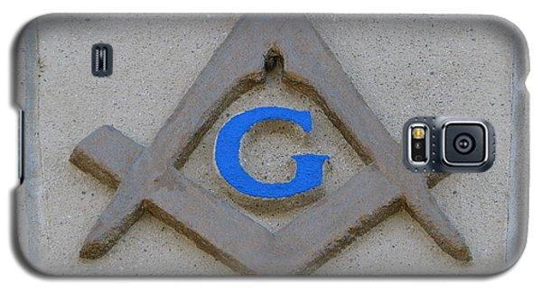 Blue G Galaxy S5 Case