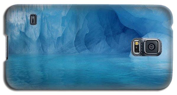 Blue Grotto Galaxy S5 Case