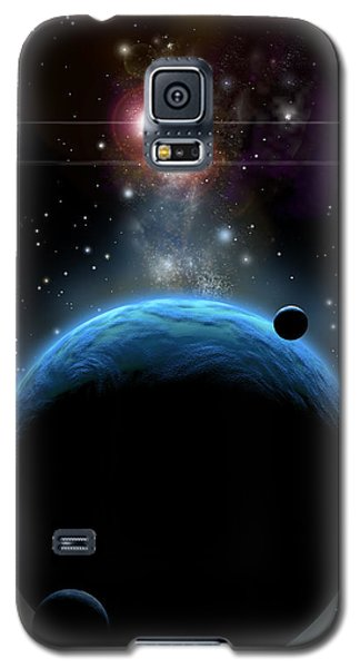 Blue Group Galaxy S5 Case