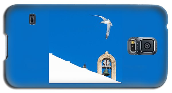 Blue Gull Galaxy S5 Case