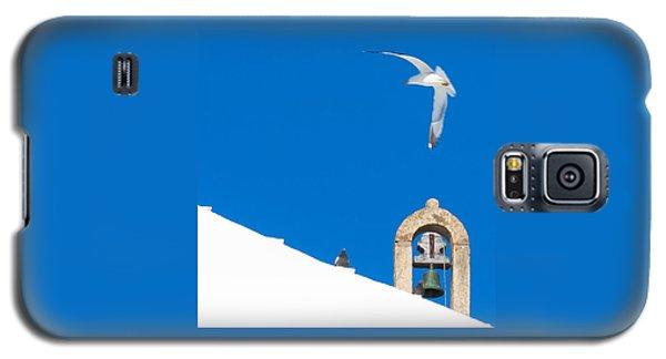 Blue Gull Galaxy S5 Case