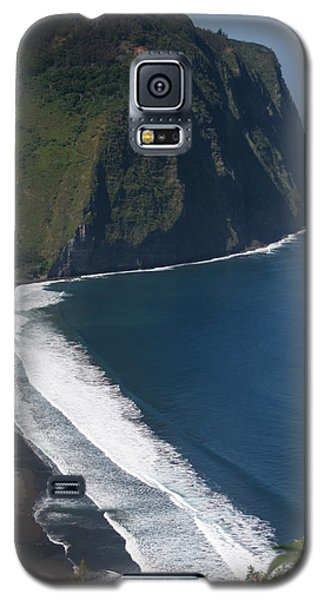 Blue Hawaii Galaxy S5 Case