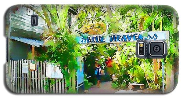 Blue Heaven Galaxy S5 Case