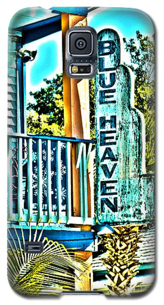 Blue Heaven In Key West - 1 Galaxy S5 Case