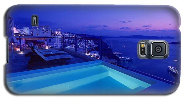Blue Hour Galaxy S5 Case by Aiolos Greek Collections