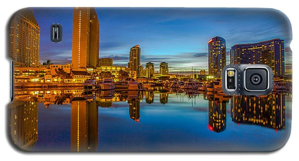Blue Hour Galaxy S5 Case by Robert  Aycock