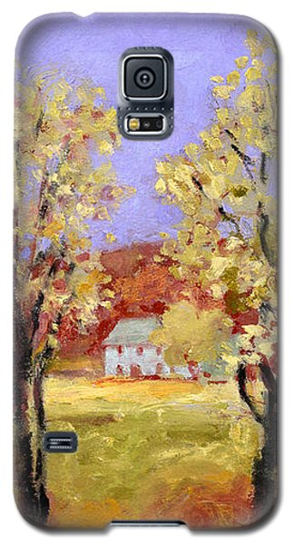 Blue House Galaxy S5 Case