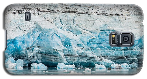 Blue Ice Galaxy S5 Case by Melinda Ledsome