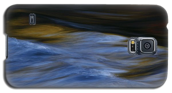 Galaxy S5 Case featuring the photograph Blue Georgia Impressions by John F Tsumas