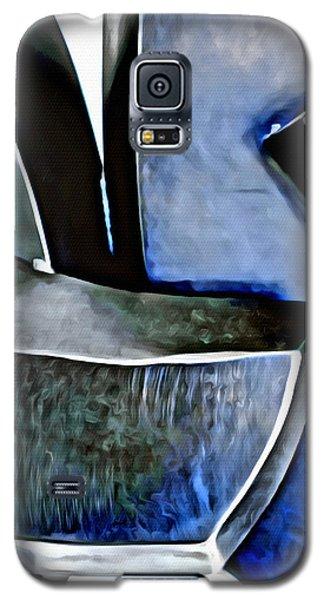 Blue Iron Galaxy S5 Case