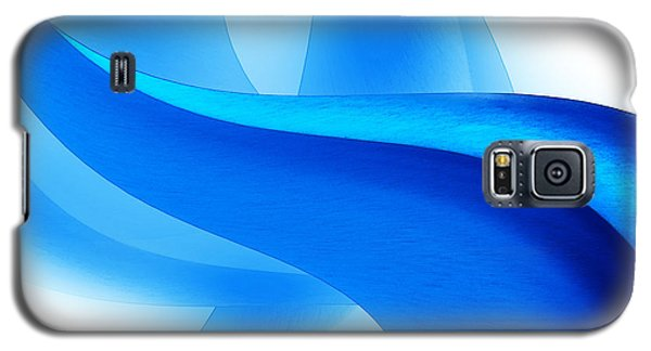 Galaxy S5 Case featuring the photograph Blue Is Beautiful by Kellice Swaggerty