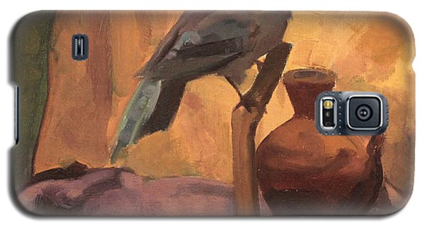 Blue Jay And Pottery 1929 Galaxy S5 Case