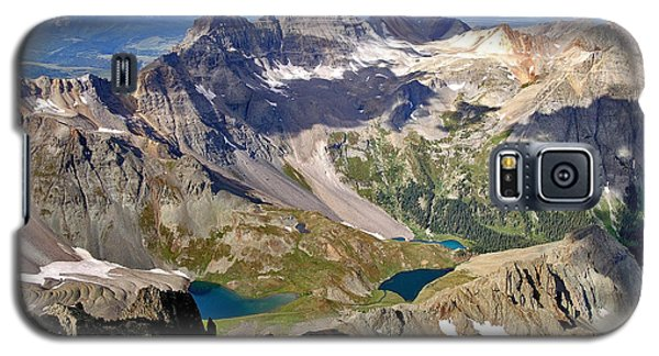 Blue Lakes Beauty Galaxy S5 Case