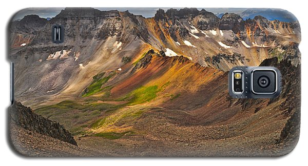 Blue Lakes Pass Galaxy S5 Case