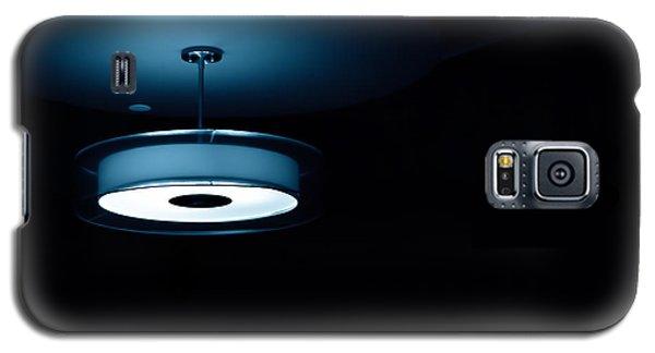 Blue Light Galaxy S5 Case