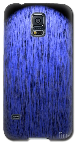 Galaxy S5 Case featuring the photograph Blue Light by Kate Purdy