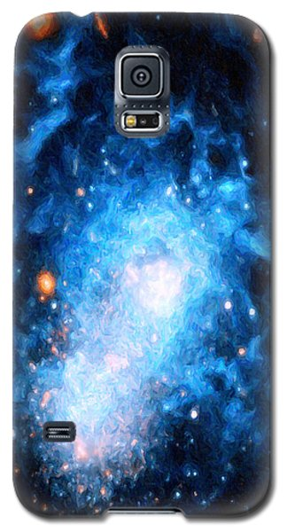 Blue Magellan Galaxy S5 Case