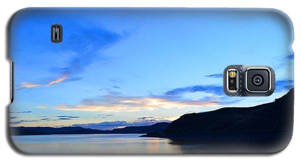 Blue Mesa Sunset Galaxy S5 Case